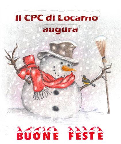 Buone Feste dal CPC di Locarno